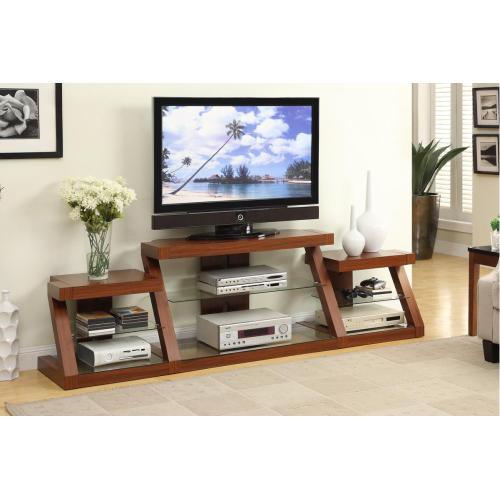 TV Stand W/ Side Shelf