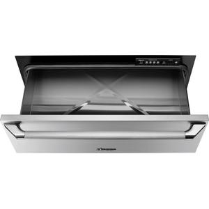 "Heritage 30"" Epicure Warming Drawer, Silver Stainless Steel - Factory New Sealed Carton"