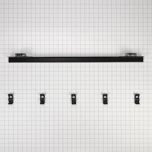 "JennAir - Built-In Range 30"" Flush Installation Trim Kit, Black"