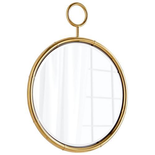 See Details - Circular Mirror