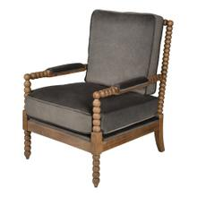 Willow Chair (brownstone)