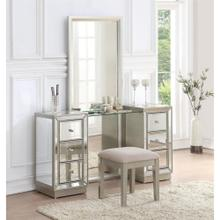 View Product - Vanity Mirror and Stool 2 CTN