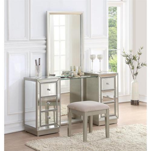 Gallery - Vanity Mirror and Stool 2 CTN