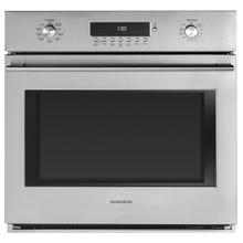 "Monogram 30"" Electronic Convection Single Wall Oven - Floor Model"