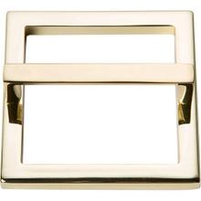 Tableau Square Base and Top 3 Inch (c-c) - French Gold