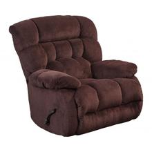 Chaise Rocker Recliner - Cranapple