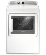 Fisher & Paykel DE7027J1 Laundry Front Load Electric Dryer AeroCare Electric