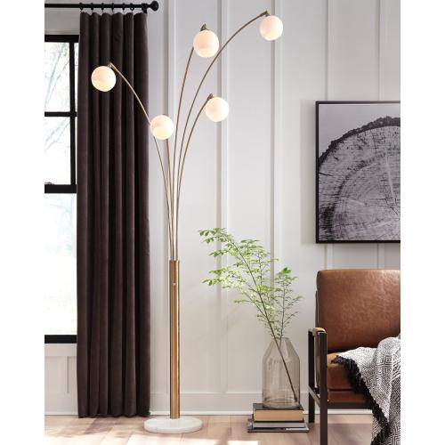 Taliya Arc Lamp