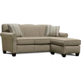 4630-25 Angie Floating Ottoman Chaise