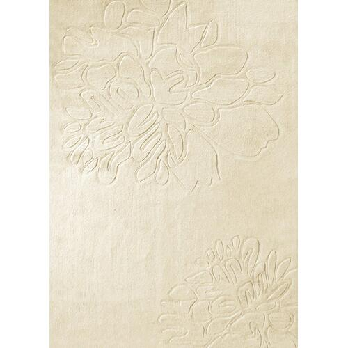 Durable Hand Tufted Transition TF18 Area Rug by Rug Factory Plus - 2' x 3' / Beige