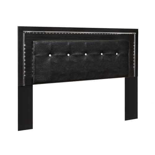 Ashley - King/california King Upholstered Panel Headboard With Dresser
