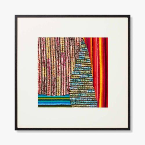 Bright Maze Series No3 Wall Art
