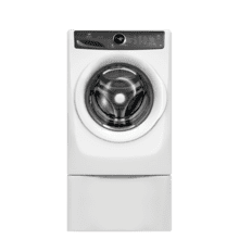 Electrolux Front Load Washer & Steam Dryer