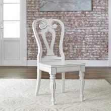 See Details - Splat Back Side Chair (RTA)