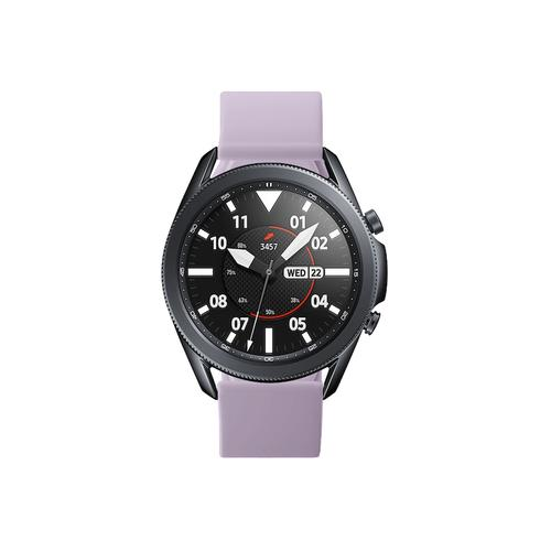 Quick Change Silicone Sport Band (22mm) Lilac