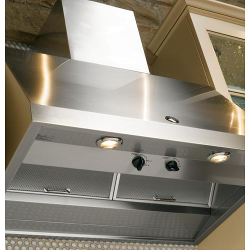 """DISCONTINUED MODEL GE Cafe™ Series 30"""" Commercial Hood"""
