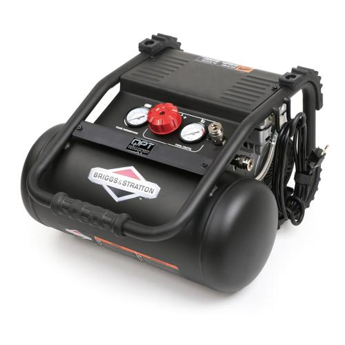 Briggs and Stratton - 4 Gallon Air Compressor - with Quiet Power Technology™