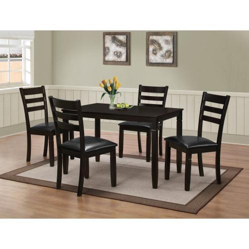 7805-7745 5PC Dining Room SET