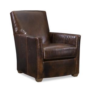 C.R. Laine  Leather Chair