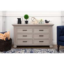 Moonstone Palermo 6-Drawer Assembled Double Dresser