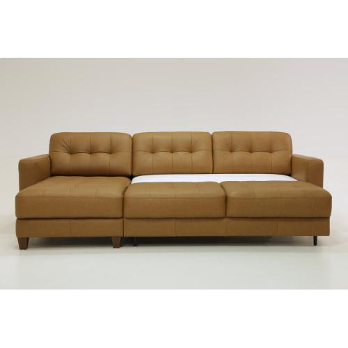 Noah Sectional Sleeper - Full Size XL