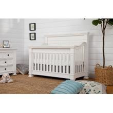 See Details - Tillen 4-in-1 Convertible Crib in Warm White