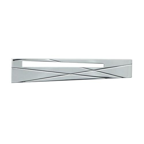 Modernist Left Pull 3 Inch (c-c) - Polished Chrome