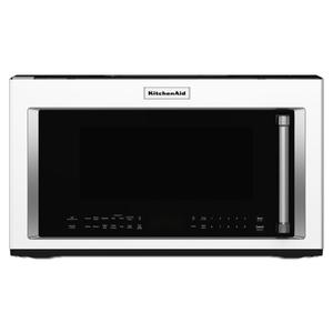 "KitchenAid30"" 1000-Watt Microwave Hood Combination with Convection Cooking - White"