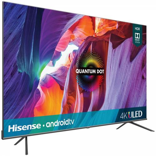 "75"" Class- H8G Quantum Series - Quantum 4K ULED Hisense Android Smart TV (2020)"