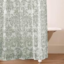 See Details - Kate Shower Curtain, PEWTER, ONE