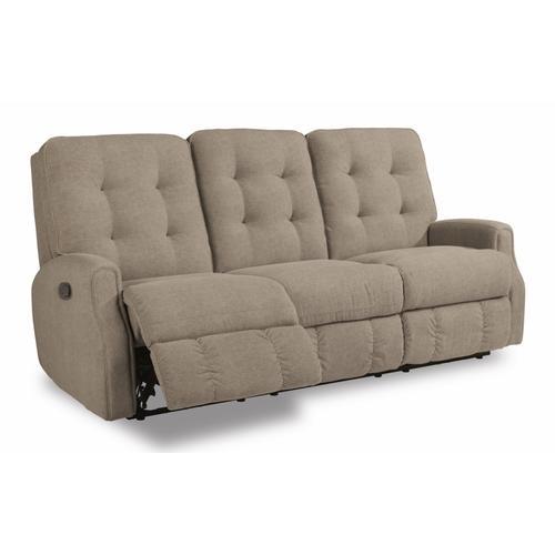 Flexsteel - Devon Reclining Sofa