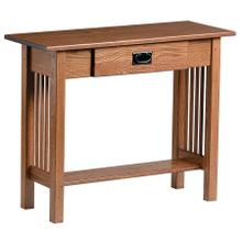 View Product - Mission Console Table