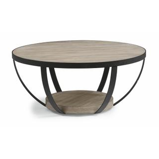 See Details - Compass Round Coffee Table