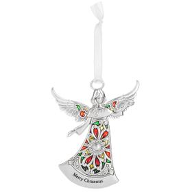 Angel Ornament - Merry Christmas