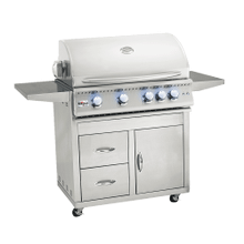 """See Details - Sizzler Pro 32"""" Freestanding Grill"""