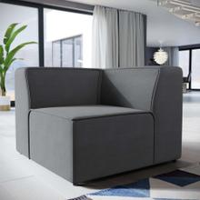 Mingle Corner Sofa in Gray