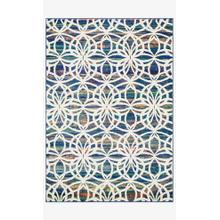 View Product - Hlz11 Blue / Multi Rug
