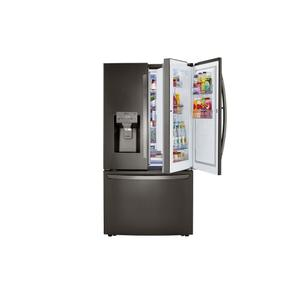 24 cu. ft. Smart wi-fi Enabled Door-in-Door® Counter-Depth Refrigerator with Craft Ice™ Maker Product Image