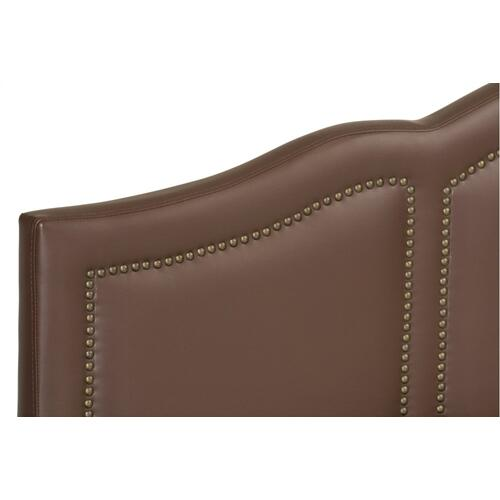 Brentmore King Upholstered Bed, Brown