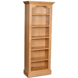 "Classic Tall Category IV Bookcase, Classic Tall Category IV Bookcase, 5-Adjustable Shelves, 28""w"