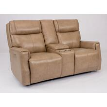 Holton Power Reclining Loveseat without Console (Pictured Loveseat with Console Available to Order)