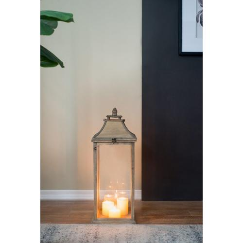 Gallery - S/2 Garden Candle Lanterns