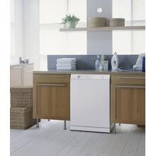 Family size washer