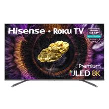 See Details - U800GR 8K ULED ROKU TV - U800 Series