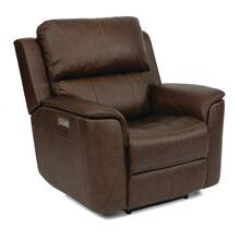 Henry Power Recliner with Power Headrest and Power Lumbar