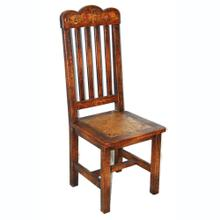 Lima Side Chair Hand Painted
