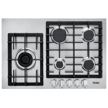 """See Details - Haier 30"""" Gas Cooktop"""