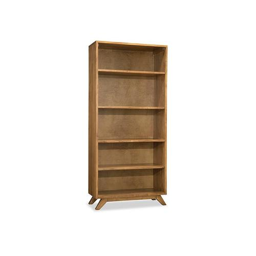 - Tribeca Open Bookcase with 3 Adjustable Shelves