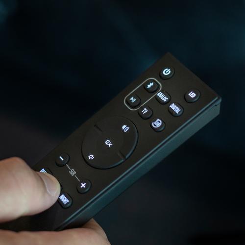 Klipsch - Cinema 400 Sound Bar - Black