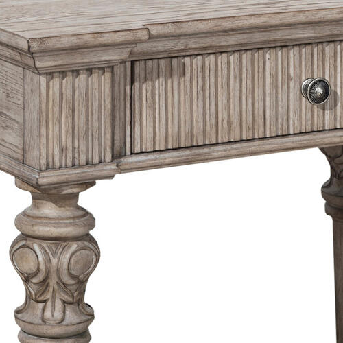 Pulaski Furniture - Kingsbury 1 Drawer USB Charging Open Nightstand